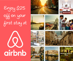 Free $25 at Airbnb